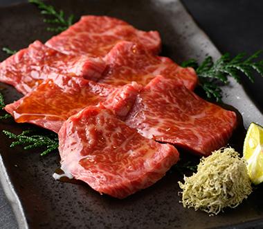 和牛ヘレと国産牛ヘレの食べ比べセット