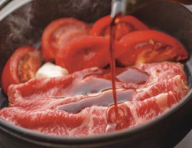 トマトすき焼きイメージ
